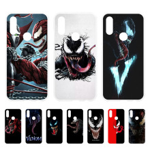 Venom Cover For Huawei Honor 8X Max Case Silicone Back Cover TPU Phone Cases Coque Huawei Honor 8X Max Case Honor 8 X Max Bag huawei honor 8x max case dual layer armor tpu pc shell shockproof back cover for huawei honor 8x max case honor 8x max funda 7 2
