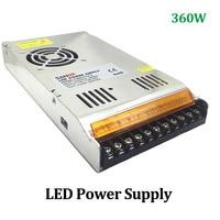 SANPU LED Power Supply 360W AC115V 230V DC12V 30A Adapter Lighting Transformer For Led Strip Module