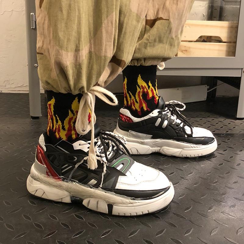Ins Sale De En Superstar Designer Hip blanc vert Chaussures Sneakers Sport West Hommes Vintage Cuir Colle Noir Kanye Luxe Hop Blanc Marque rqqYBxt
