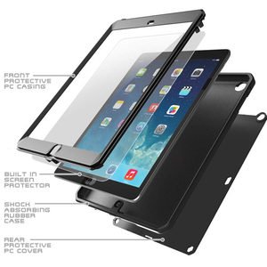 Image 2 - SUPCASE For ipad Air Case UB Pro Full body Rugged Dual Layer Hybrid Protective Defense Case Cover with Built in Screen Protector