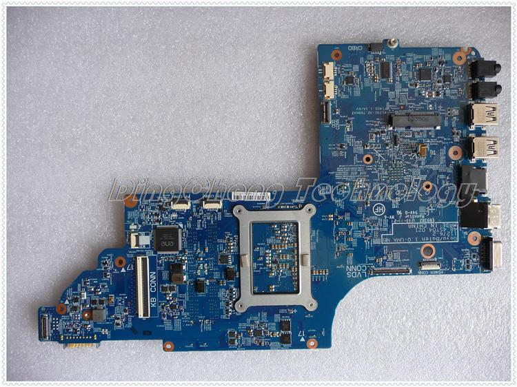SHELI laptop Motherboard For hp DV7-7000 682042-001 HM77 DDR3 integrated graphics card 100% tested Fully