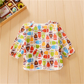1pcs/lot  Children overclothes waterproof upgrade oversized baby rice bag inside rice clothes A-SBK-KSJ-027