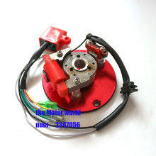 Хорошее качество 110cc 125cc 140cc внедорожный мотоцикл горизонтальный двигатель ремонт Магнето генератор ротор статор Грязь Яма обезьяна велосипед