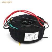 200VA Black cloth toroidal transformer 200W High power transformer for NAP140 amplifier dedicated 28V 0 28V*2