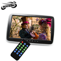 "10.1 ""coche Reposacabezas Monitor Full HD de Pantalla Externa MP5 Media Player Apoyo AV-en el Transmisor de FM de Alta Fidelidad Estéreo de Música de Películas jugar"