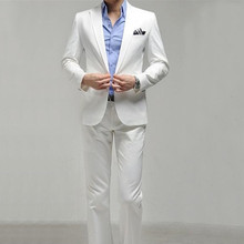 Hot Sale Cheap Fashion Men s Elegant Wedding Suits High Quality Slim Fit Business Formal Dress