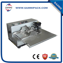 Semi-auto Ink Roll Wheel Date Printing Machine MY-380 Solid Ink Roller Date Coder