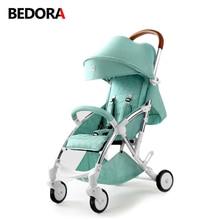 962c4ff5c9e Καροτσάκι μωρού Ελαφριά αναδίπλωση Καροτσάκι μωρού Μπορεί να καθίσει και να  ξαπλώνει Παιδικό καροτσάκι Παιδ..