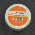 3M 1522 Clear Hair System Tape 3 Yards Made In The USA Double Sided Tape Hair Extension Wig Adhesive Glue Tapes T040