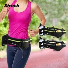 Sireck многофункциональная спортивная сумка для мужчин и женщин, Спортивная поясная сумка, водонепроницаемая, походная, для фитнеса, для бега, для воды, держатель для телефона