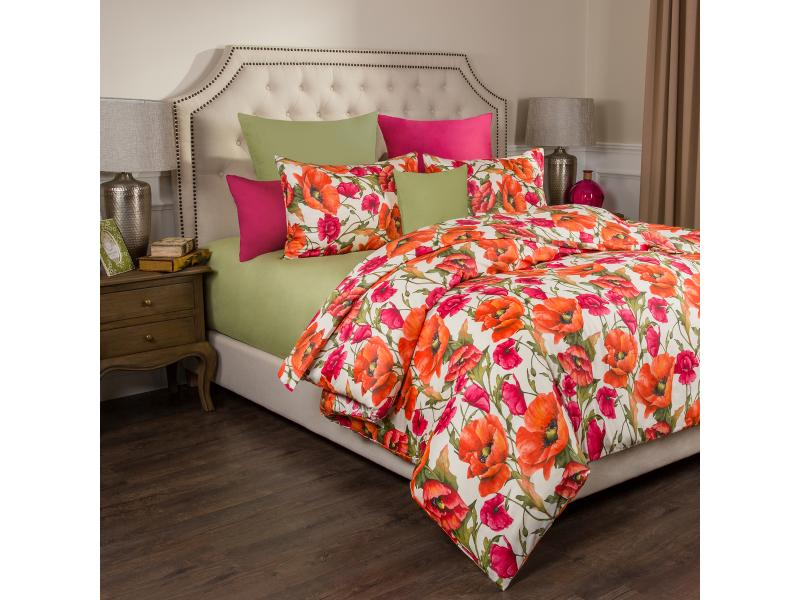 Bedding Set family SANTALINO, MACA, Green terra maca maca
