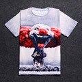 3d печать Плюс Размер красный Клоун дворец thrasher страх божий марка одежды bape громила yeezy kanye west хип-хоп майка мужчины