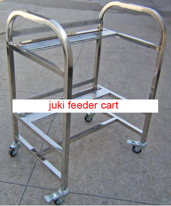 juki feeder storage cart juki feeder storage trolley for juki CTF FTF feeder smt ftf 44mm feeder for juki pick