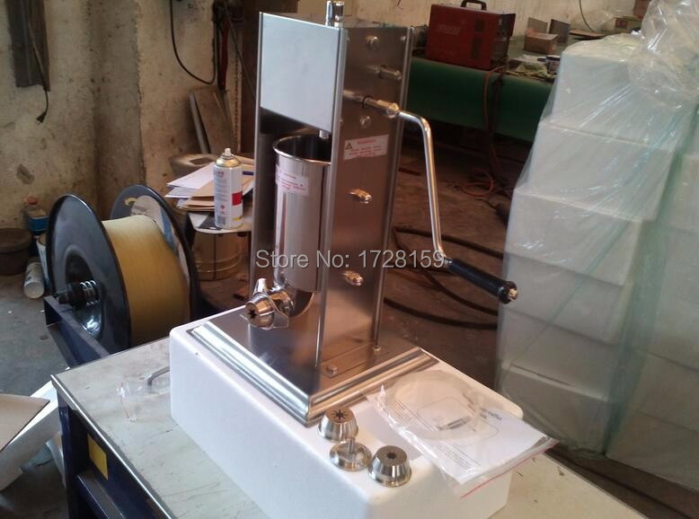 CE certifiate stainless steel 10L churros filling machine churros maker machine with low price and high quality