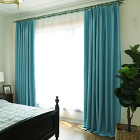 99 9 Blackout Curtain Panel For Living Room Window Bedroom Custom Size