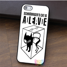 """Schrodinger 's Cat"" case for iPhone"