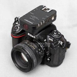 Image 5 - 1pcs YONGNUO TTL Transceiver i TTL 2.4G Wireless Flash Trigger YN622N II HSS 1/8000  For Nikon DSLR Camera Speedlite SB910 SB900