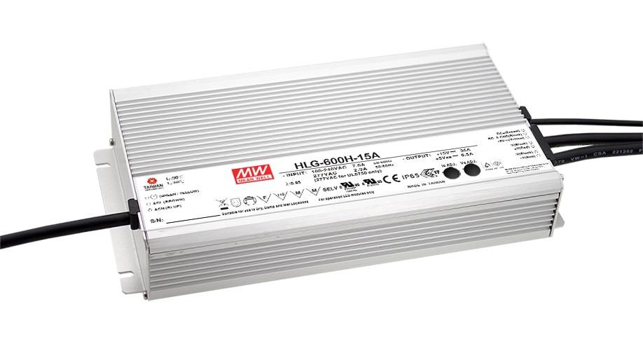 1MEAN WELL original HLG-600H-48 48V 12.5A meanwell HLG-600H 48V `600W Single Output LED Driver Power Supply new for sony vaio svf144 svf1441v6cp svf1441v6cw palmrest english us laptop keyboard white backlit