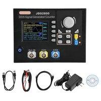 Dual channel DDS Function Signal generator JDS2800 AC100 240V Arbitrary Waveform Signal Generator + Software