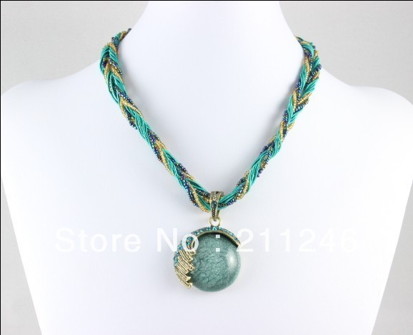 Free Shipping 2013 New Arrival Vintage Necklace Hot Wholesale multilayer exaggerated vintage necklace, sweater chain