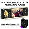NEW 4.1 inch TFT HD Screen Car radio Mp5 bluetooth Player car Audio Support Rear Camera View SD/USB Car MP4 MP5 1 din in dash