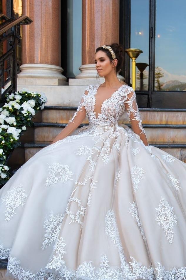 Hochzeitskleider 2019