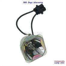จัดส่งฟรี NP14LP เปลี่ยนโปรเจคเตอร์โคมไฟเปลือยสำหรับ Nec NP305 NP310 NP405 NP410 NP510 NP510G NP305G NP405G NP410G