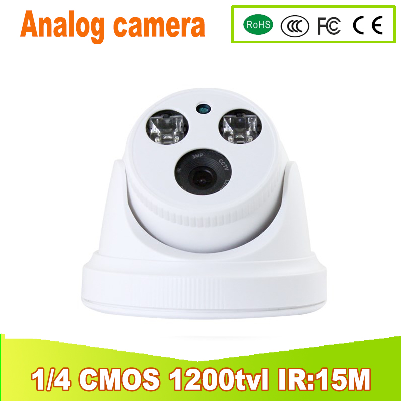Video Surveillance Security & Protection Competent 2018 New Yunsye 2pcs Led Hd 1200 Tvl Analog Camera Infrared Surveillance Night Vision Camera Ir:15m Ir Camera Indoor Camera Lovely Luster