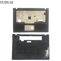 FOR Lenovo ThinkPad T470 Palmrest COVER NO Touchpad NO Fingerprint hole AM12D000200/Bottom Case Base Cover AP12D000600