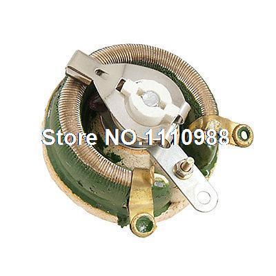 где купить 150 Ohm 50W Wirewound Adjustable Resistor Ceramic Rheostat по лучшей цене