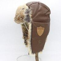 New Arrival 1 Piece Retail USA Knight Label Design Winter Warm Thicken Velvet Earmuffs Children Hats