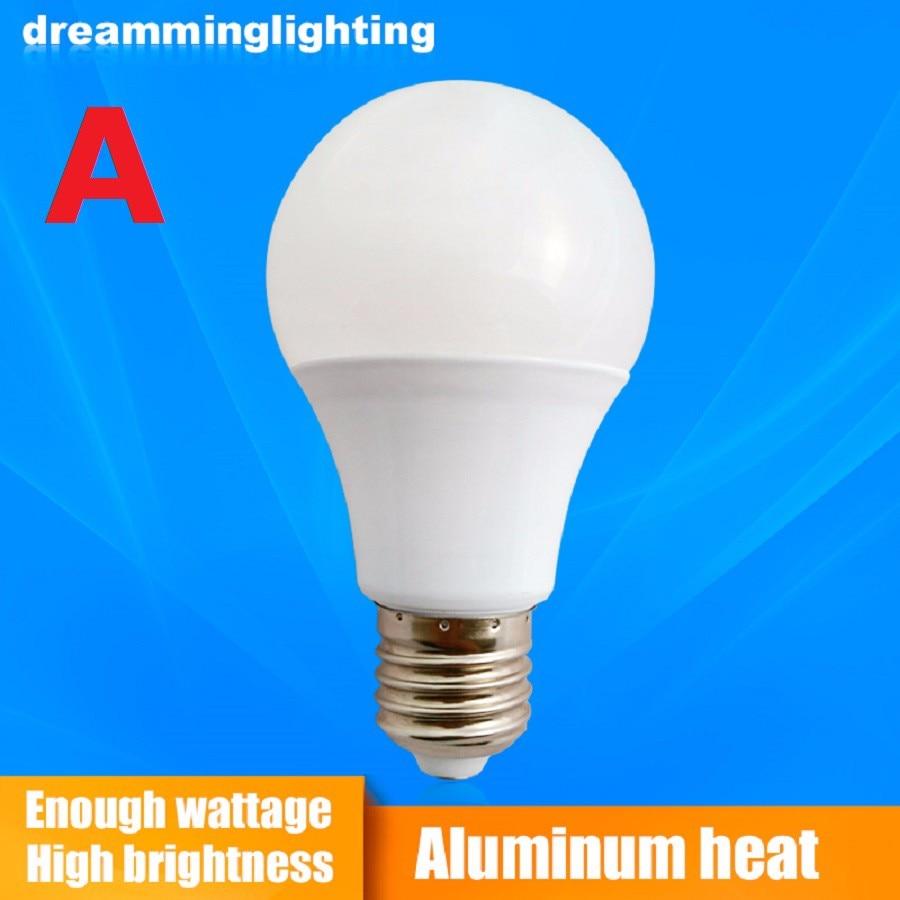 E27 LED Bulbs AC 100V- 240V Down Lights Home Constant Current Voltage Interior Lamp   Cool White/Warm White LED Spotlight Table