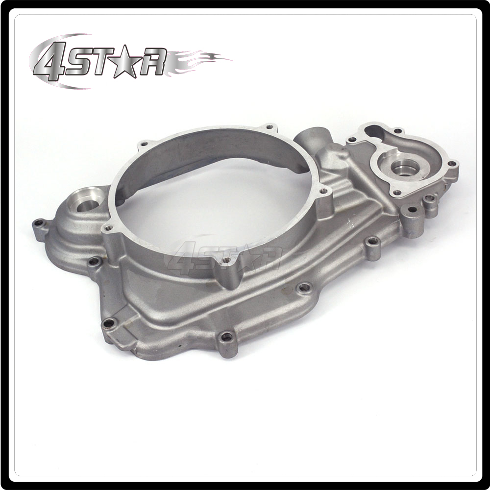 Right Side Crankcase Cover For ZONGSHEN 77MM NC250 250cc KAYO T6 K6 BSE J5 RX3 ZS250GY-3 4 Valves Parts Motorcycle starpad for zongshen 200gy 2 shell zongshen 200gy 2 side cover nakedness desert flying fox side cover housing