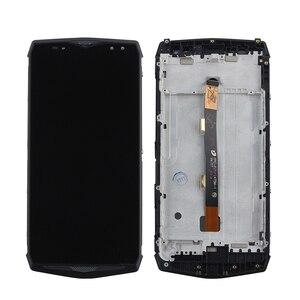 Image 2 - Ocolor Ulefone Power 5 용 LCD 디스플레이 및 터치 스크린 프레임 어셈블리 교체 + Ulefone Power 5S LCD + 필름 용 도구