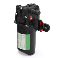 2 SIZE 1X DC 12V 3 5L M High Pressure Micro Diaphragm Self Priming Diaphragm Water