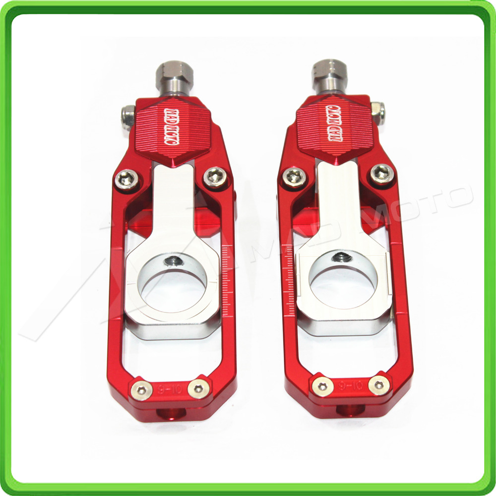 Motor Chain Tensioner Adjuster fit for HONDA CBR 600 RR CBR600RR 2007 2008 2009 2010 2011 2012 2013 2014 2015 2016 Red & Silver motorcycle winshield windscreen for honda cbr600rr f5 cbr 600 cbr600 rr f5 2007 2008 2009 2010 2011 2012