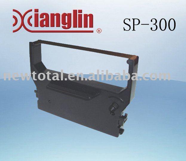 Printer ribbon for STAR SP300 Black/Purple  Nylon66 Guaranteed100% wholesale and retail