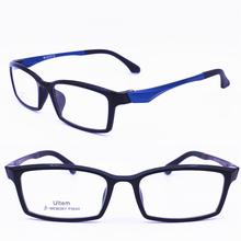classic 8844 unique shape full rim with silicone nose pad ultra lightweight ULTEM personality prescription glasses