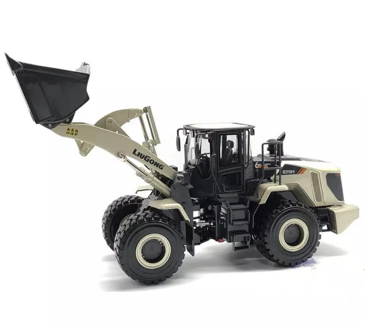 Rare,Collectible Alloy Model Toy Gift 1:35 Liugong CLG870H Wheel Loader Construction Vehicles Diecast Toy Model for DecorationRare,Collectible Alloy Model Toy Gift 1:35 Liugong CLG870H Wheel Loader Construction Vehicles Diecast Toy Model for Decoration