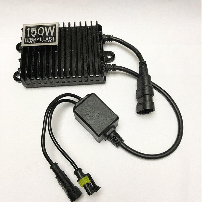 Image 3 - TPTOB 150W Ballast kit HID Xenon Light bulb 12V H1 H3 H7 H11 9005 9006 4300k 6000k 8000k Auto Xeno Headlight LampCar Headlight Bulbs(Xenon)   -