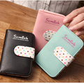 Candy Color Square Passport Cover Travel Document Passport Holder Cover on The Passport Women Business Card And ID Holder