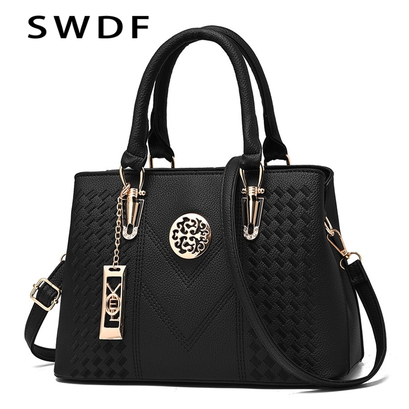 SWDF broderie sacs de messager femmes en cuir sacs à Main sacs pour femmes 2021 Sac A Main dames Sac à Main Sac à bandoulière sacs à bandoulière