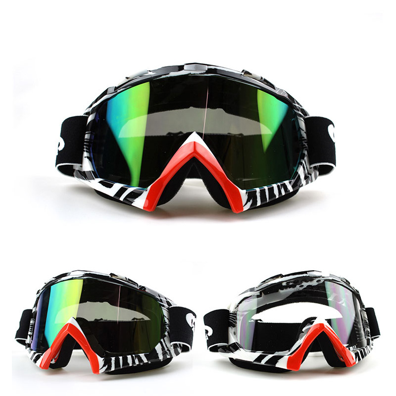 Snowboard Dirt Bike Ski Goggles Motocross MTB ATV Goggles Scooter Helmet Glasses