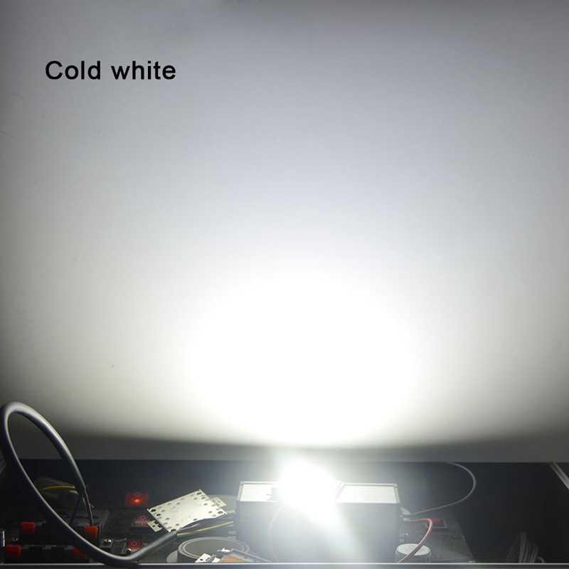 27-36V wysoka dioda led dużej mocy Chip 10 W/20 W/30 W/50 W/70 W kwadratowa lampa diodowa led integracja COB żarówki dioda światła reflektor diy reflektor