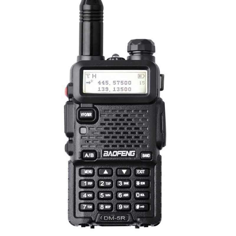 Baofeng DM-5R DMR talkie-walkie