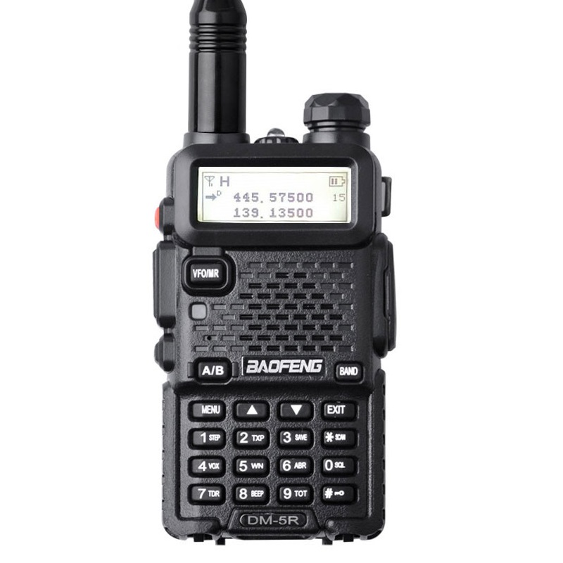 Baofeng DM-5R DMR Walkie Talkie 1