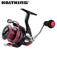 KastKing New 100% 3-minute Water Resistant 11BBs Lighter Stronger Freshwater Spinning Reel 19KG Max Drag Power Fishing Reel