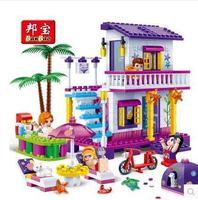 BB Model Compatible with Lego BB6138 372Pcs Models Building Kits Blocks Toys Hobby Hobbies For Boys Girls