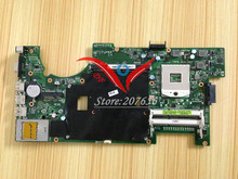 G73SW motherboard Fit for Asus G73SW notebook system board .2D connector with 4 ram slots