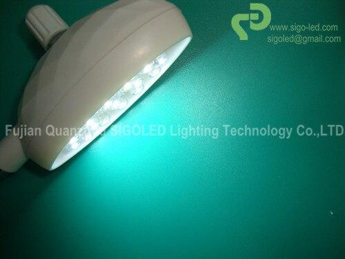 Pulsuz çatdırılma-2 ədəd / çox D15T-0.8W LED tikiş maşını - Professional işıqlandırma məhsulları - Fotoqrafiya 6